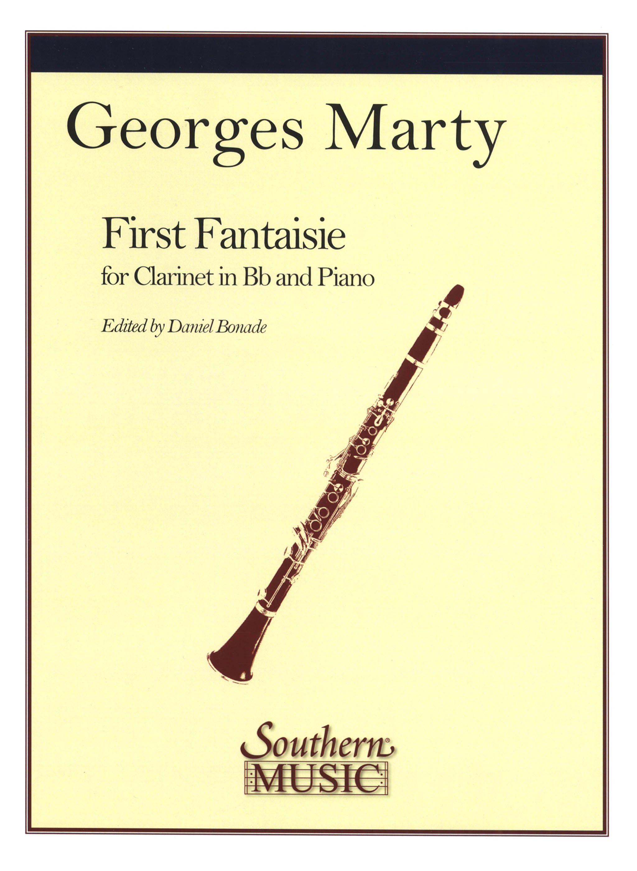 Marty First Fantaisie Cover