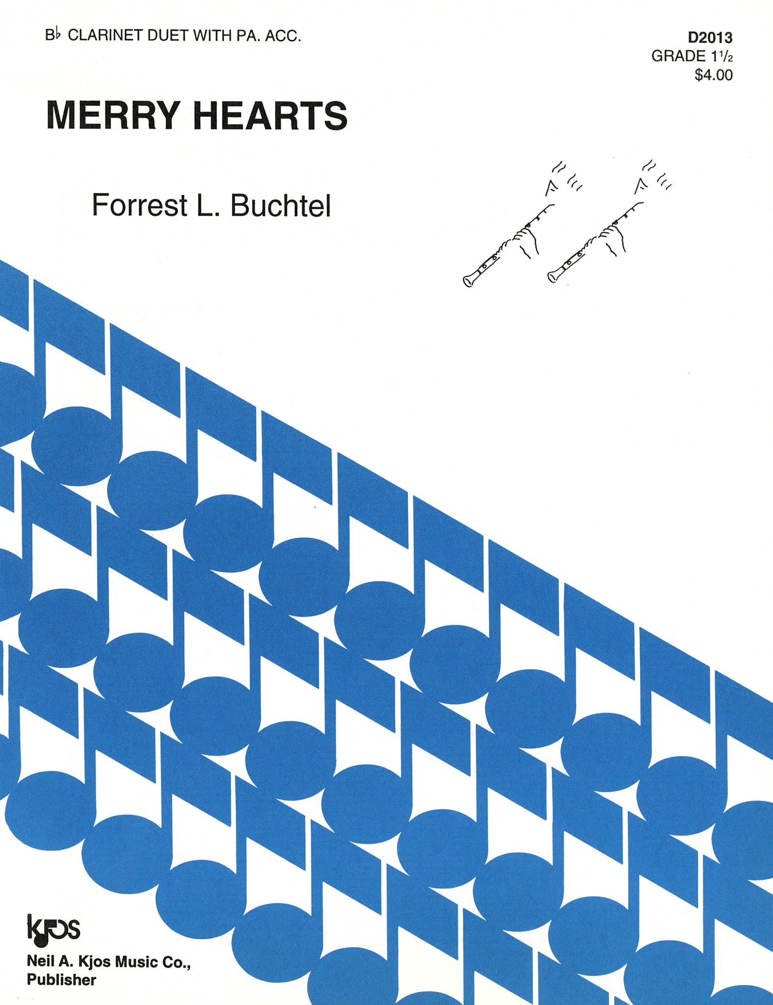 Merry Hearts Cover