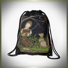 Little Loves drawstring bag