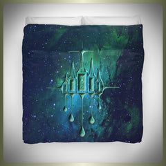Ethereal City duvet