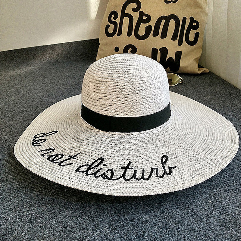 Kapa'a Beach Do Not Disturb Sun Hat - Maoli Life