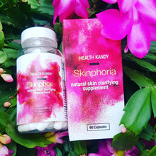 Skinphoria natural skin clarifying supplement - Best Acne Supplement for pimples, blackheads, excess sebum