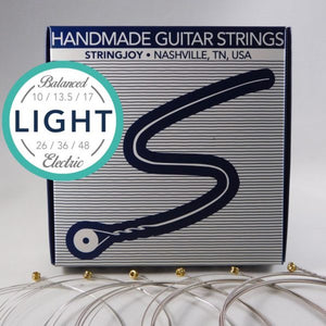 Stringjoy Balanced Light Electric Strings