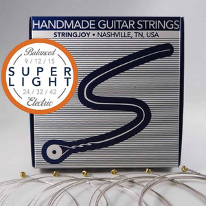 Stringjoy Balanced Super-Light Electric Strings