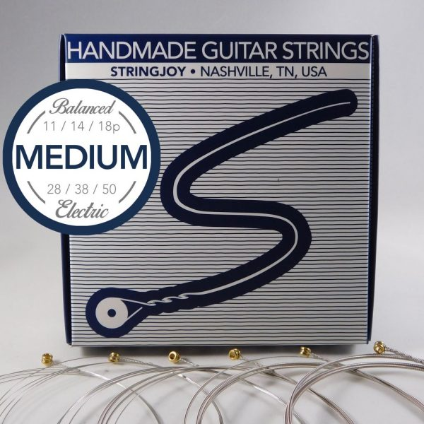 Stringjoy Balanced Medium Electric