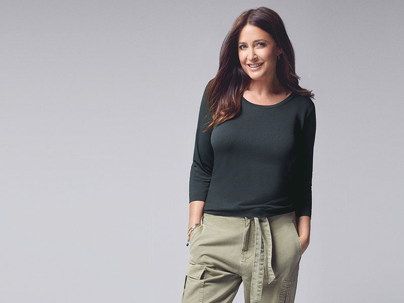 Lisa Snowdon's Top Tips For Self-Care In Menopause
