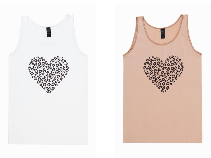 Ways To Wear Our New Limited Edition Print Vest Tops