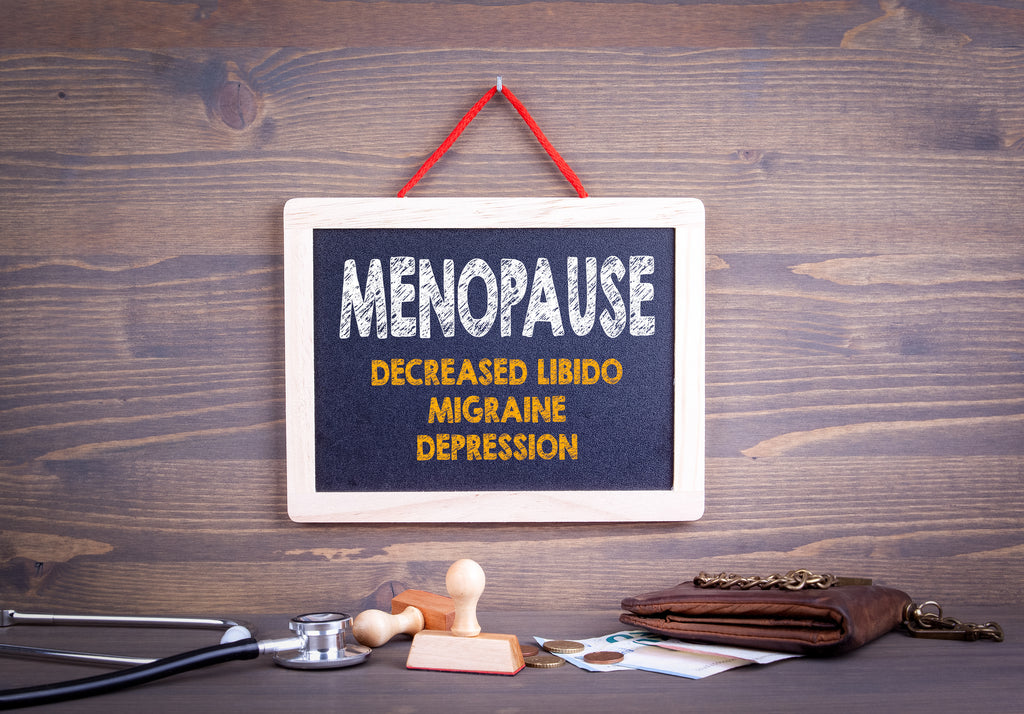 what are the symptoms of the menopause