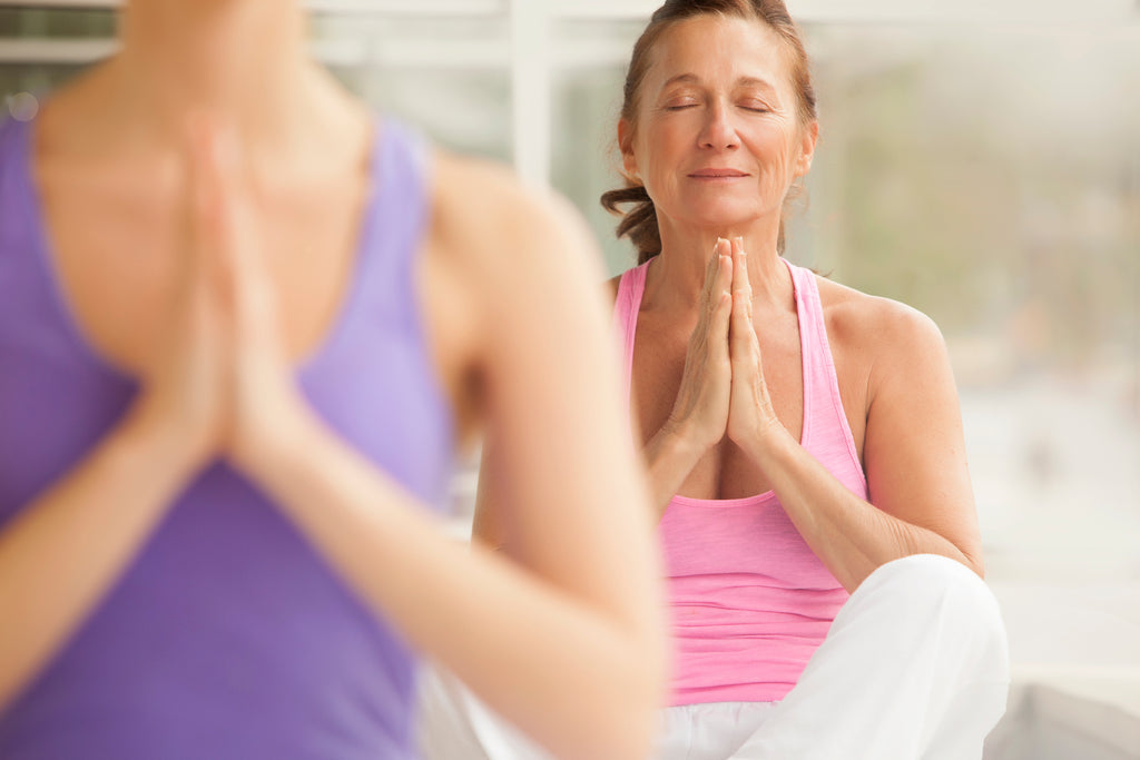 yoga in the menopause