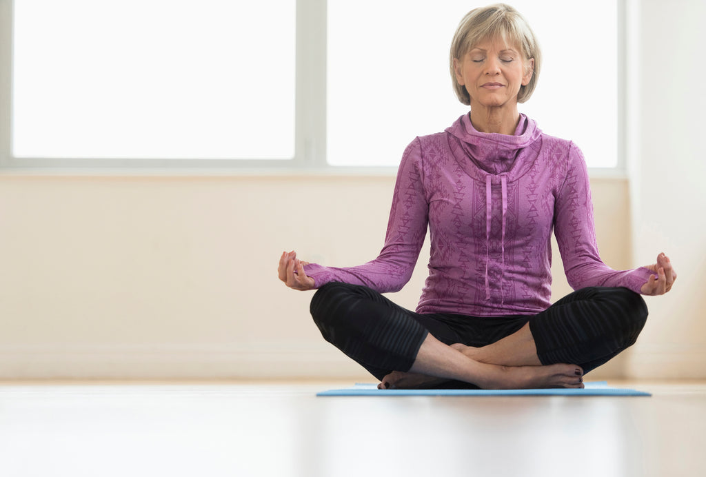 meditation and the menopause