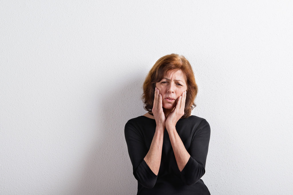 dental problems in the menopause