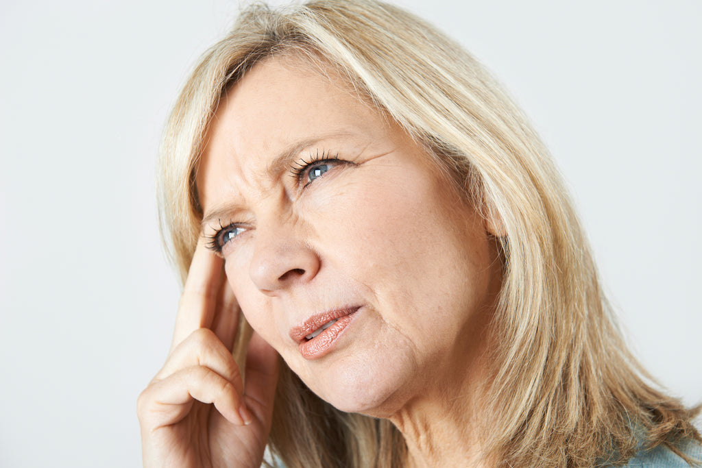brain fog in the menopause