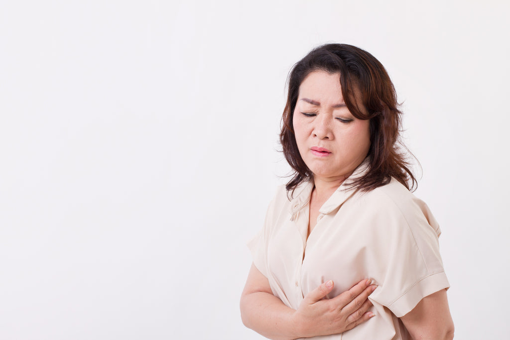 breast pain in the menopause