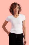 Anti-Flush Short-Sleeved T-Shirt