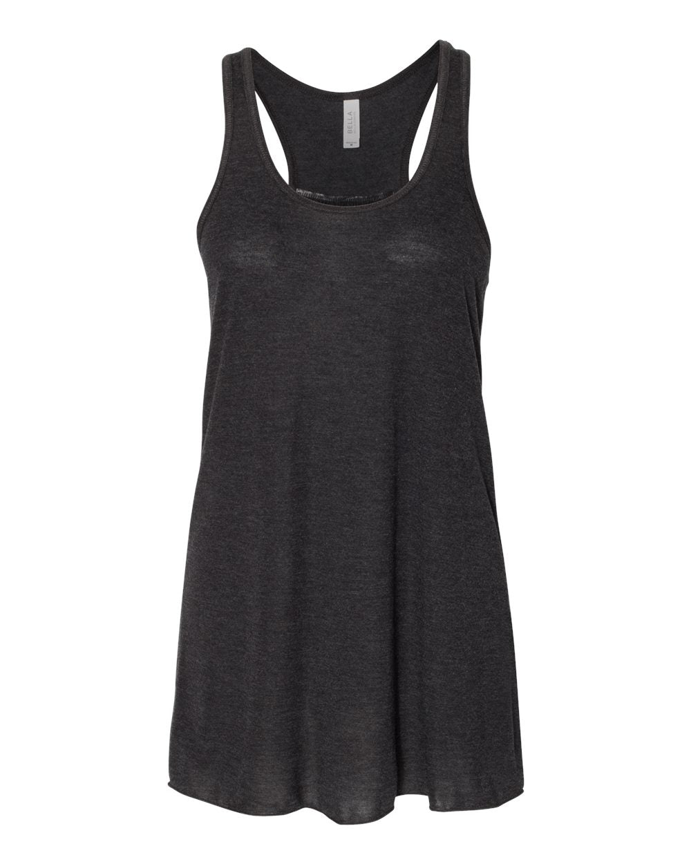 BELLA + CANVAS - Unisex Jersey Tank-Black Heather