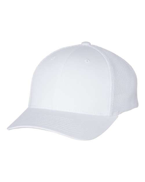 Richardson Fitted Trucker with R-Flex Cap