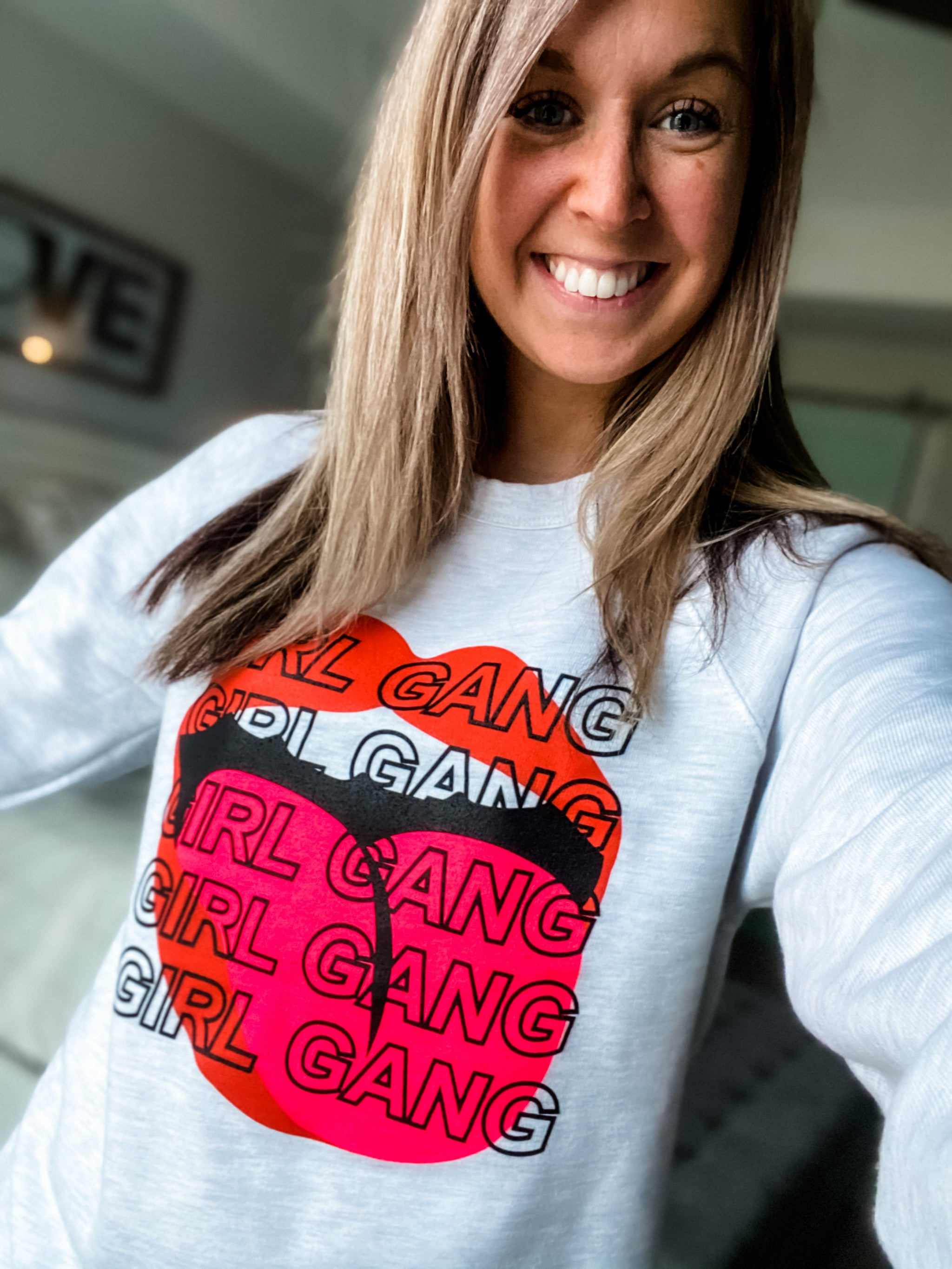 Girl Gang Crewneck