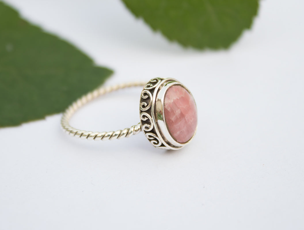 best mystic box suzanneclough stone stones new images jewelry ring band pink sterling with silver fashion topaz pinterest on rings