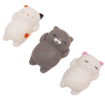 Mini Squishy Cat Anti-Stress Reliever