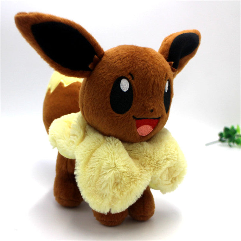 "EEVEE 7.5"" Pokemon Rare Soft Plush Toy Doll"