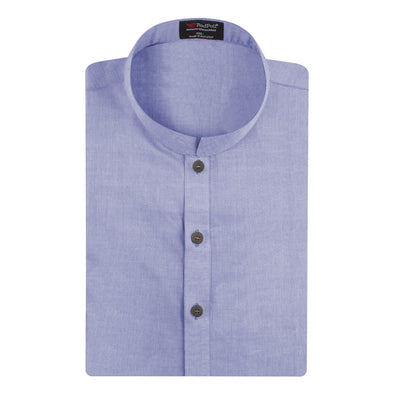 Prime Chambray Light Purple Kurta