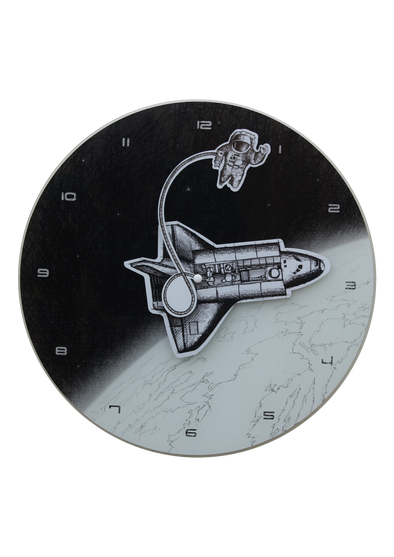 NXT-8632 Space Wall Clock