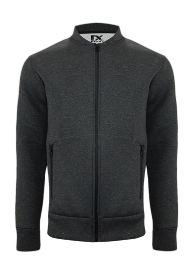 CL Grey Melange Softshell Jacket