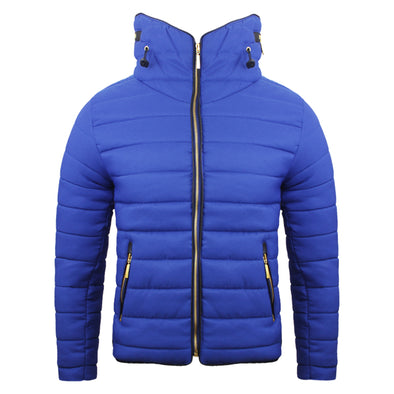 Women's Royal Blue Padded Body Warmer