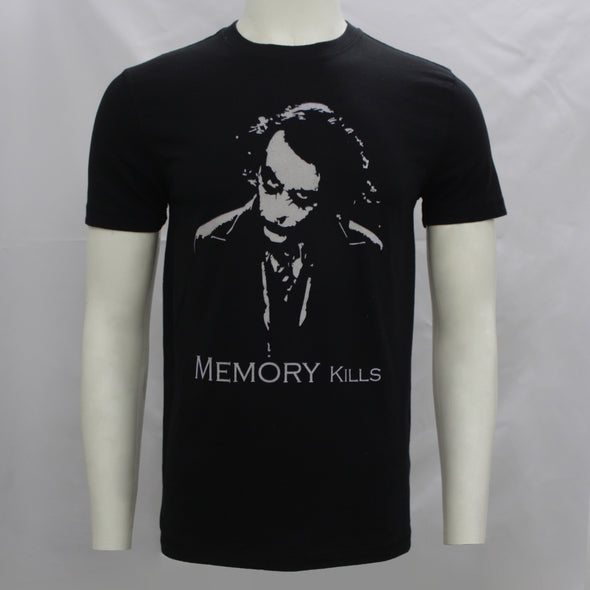 Memory Kills Black Short Sleeves Tee Shirt