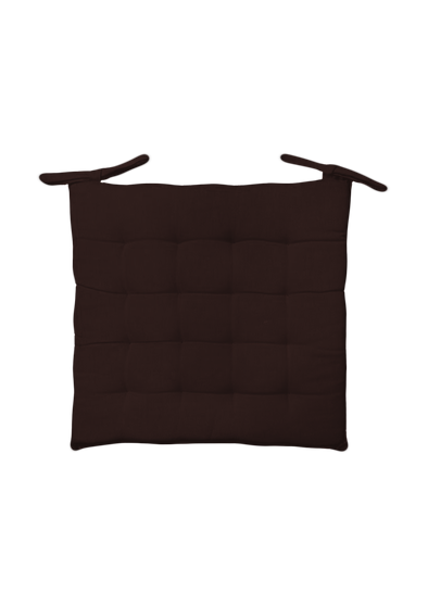 MALINDA Chocolate Filled Chair Pad (16 Points)