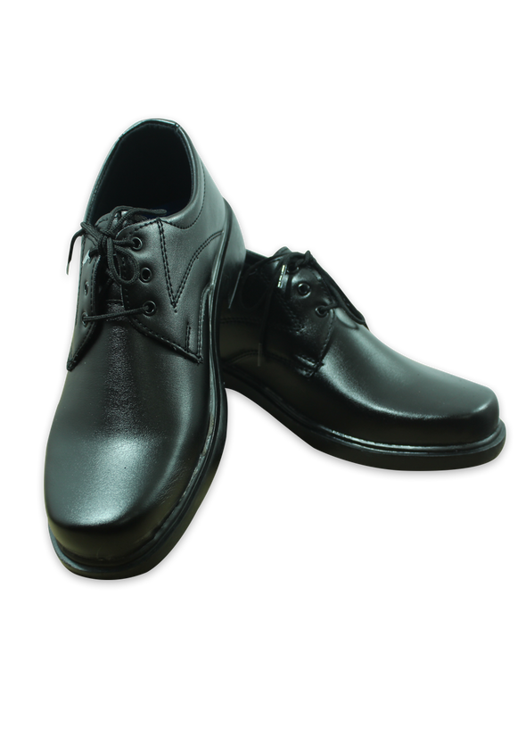 Comfortable Black School Shoes