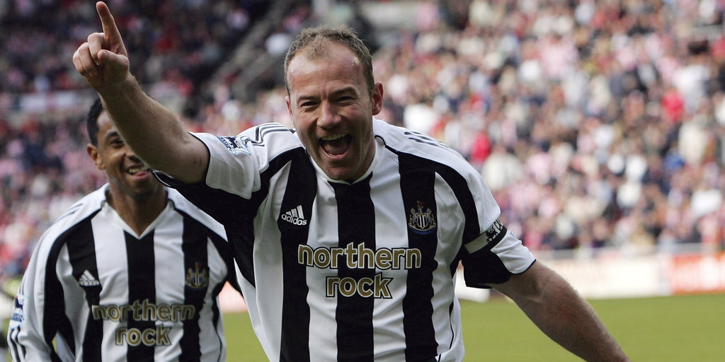 Alan Shearer Goal Celebration