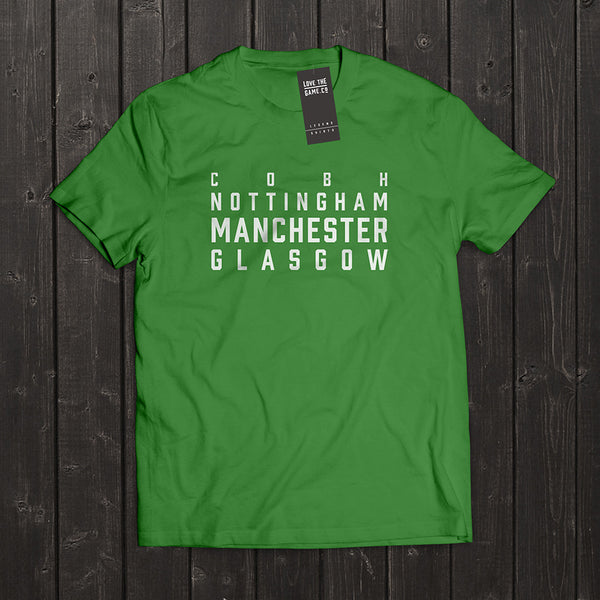Love The Game : Roy Keane Tshirt. Shipping in 48 hrs worldwide.