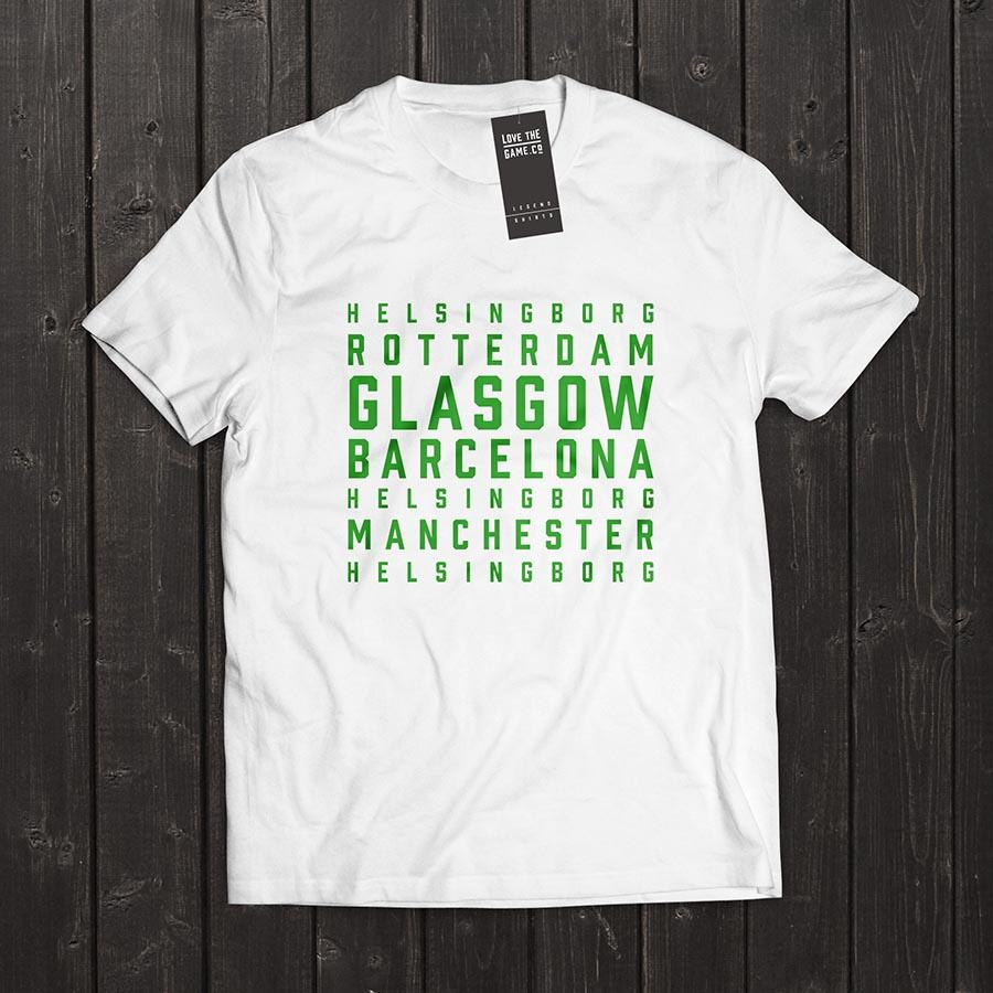 Love The Game : Henrik Larsson Tshirt. Shipping in 48 hrs worldwide.