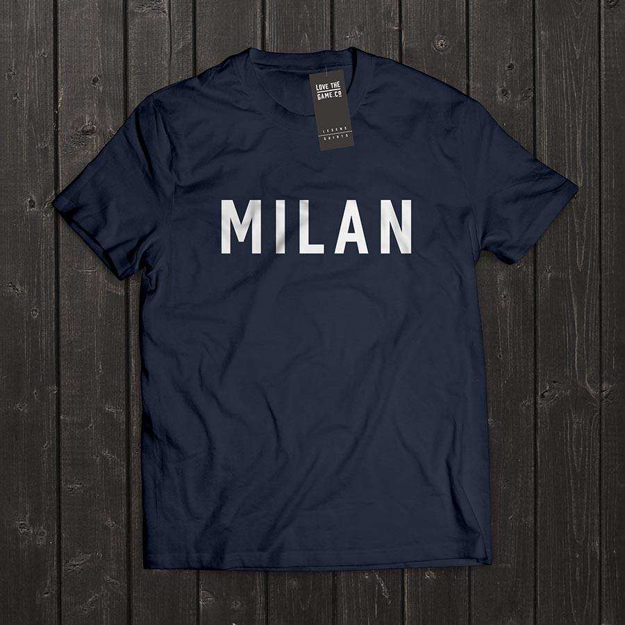 Love The Game : Franco Baresi Tshirt. Shipping in 48 hrs worldwide.