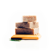NATURAL SOAP: HIBISCUS + COFFEE
