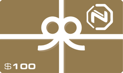 De Novo Gift Card - De Novo Supps