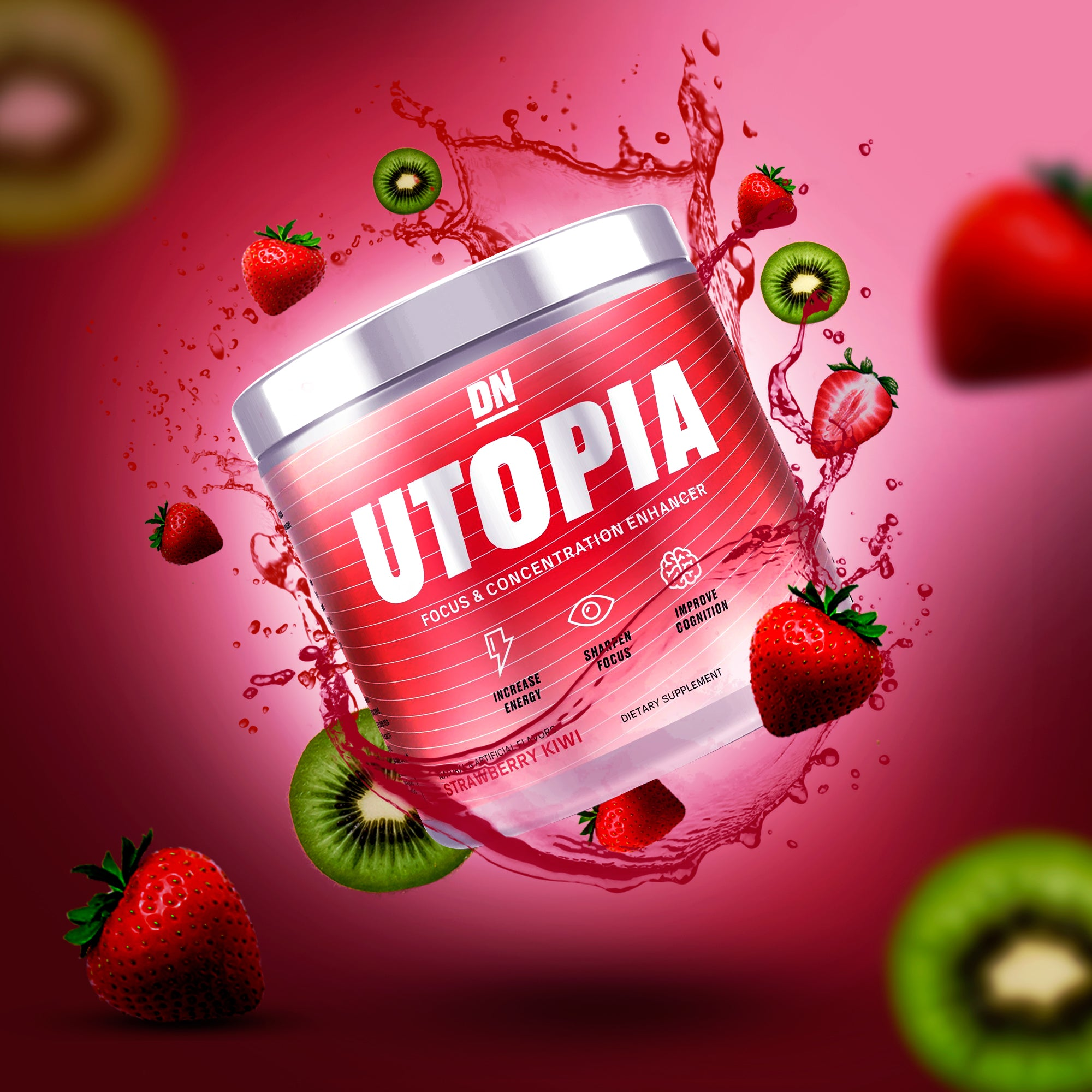 Utopia (Nootropic) - De Novo Supps