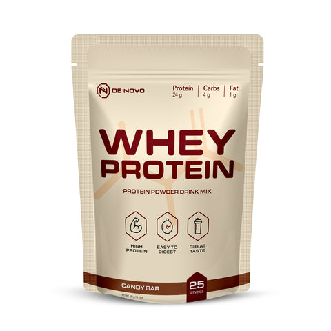 Whey Protein (Protein Powder) - De Novo Supps