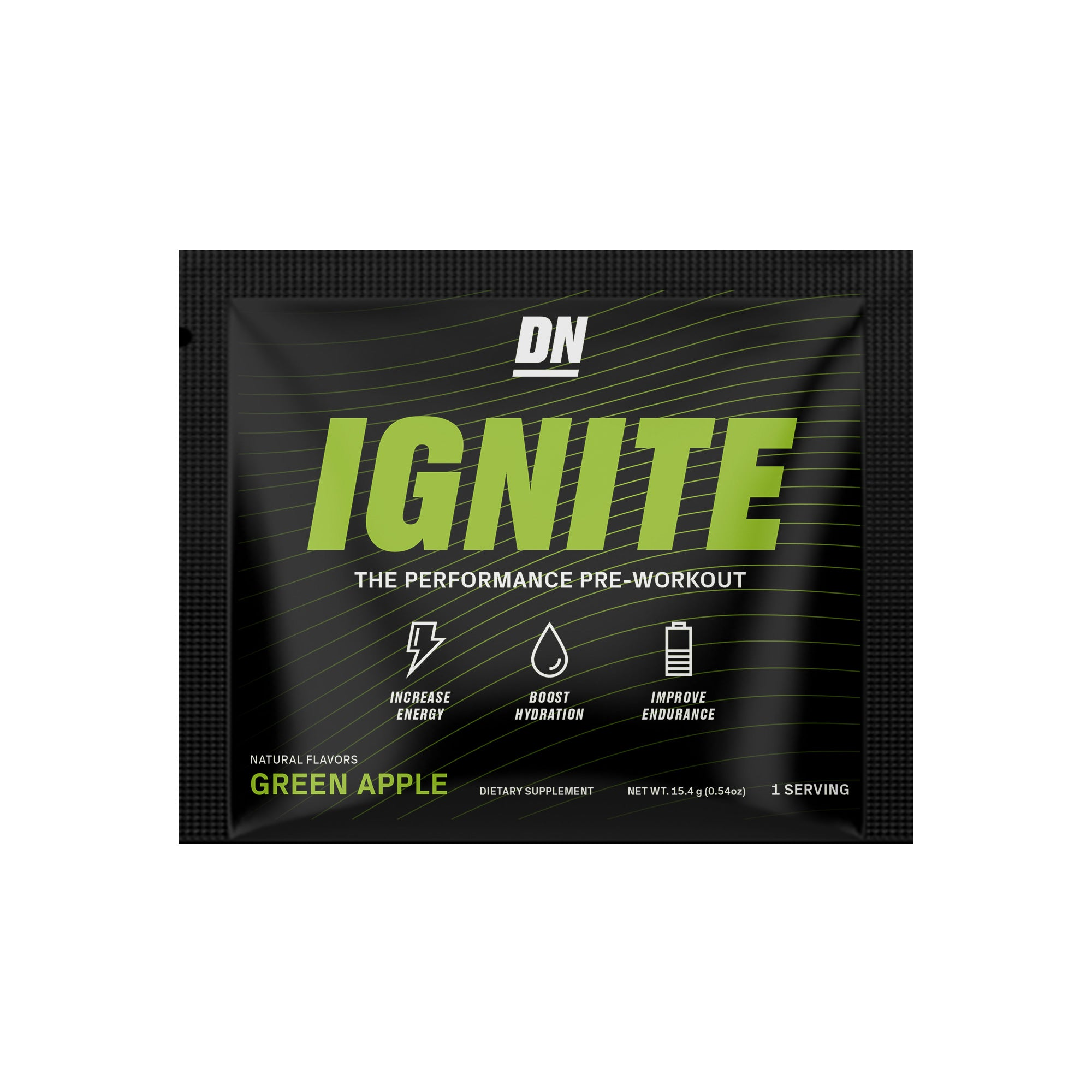 Ignite Samples - De Novo Supps