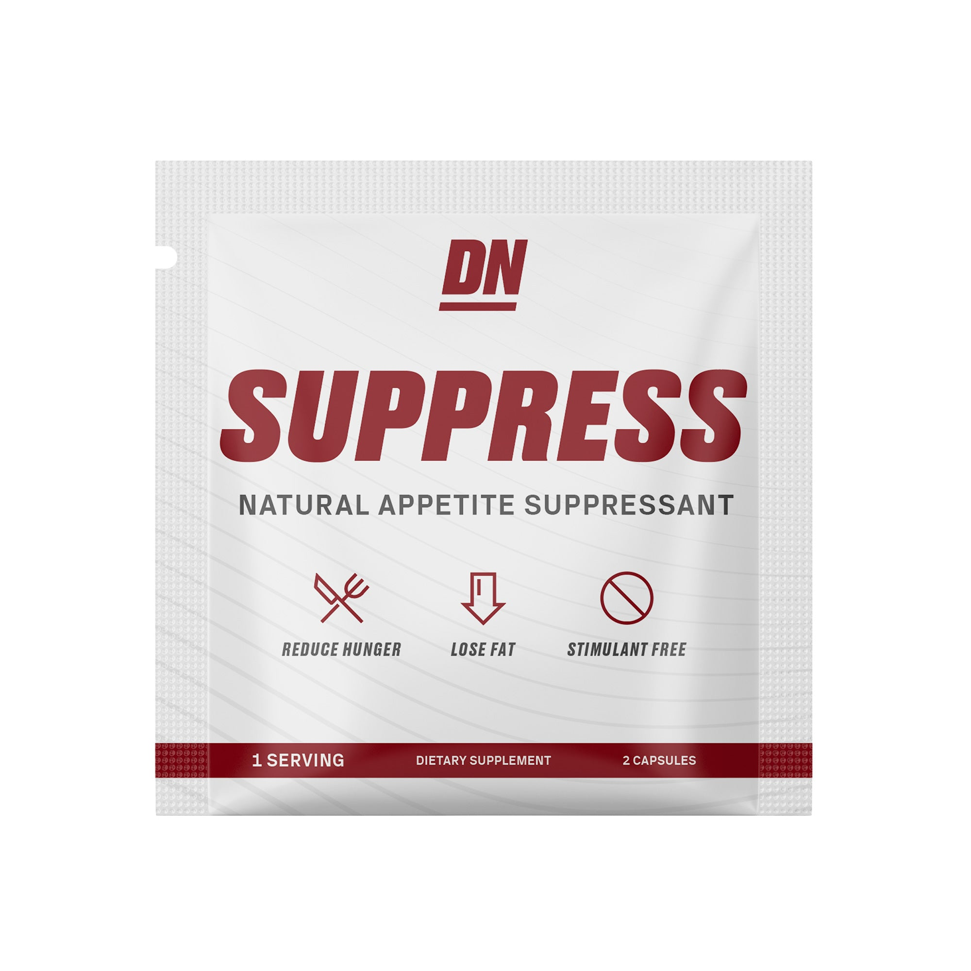 Suppress Sample - De Novo Supps