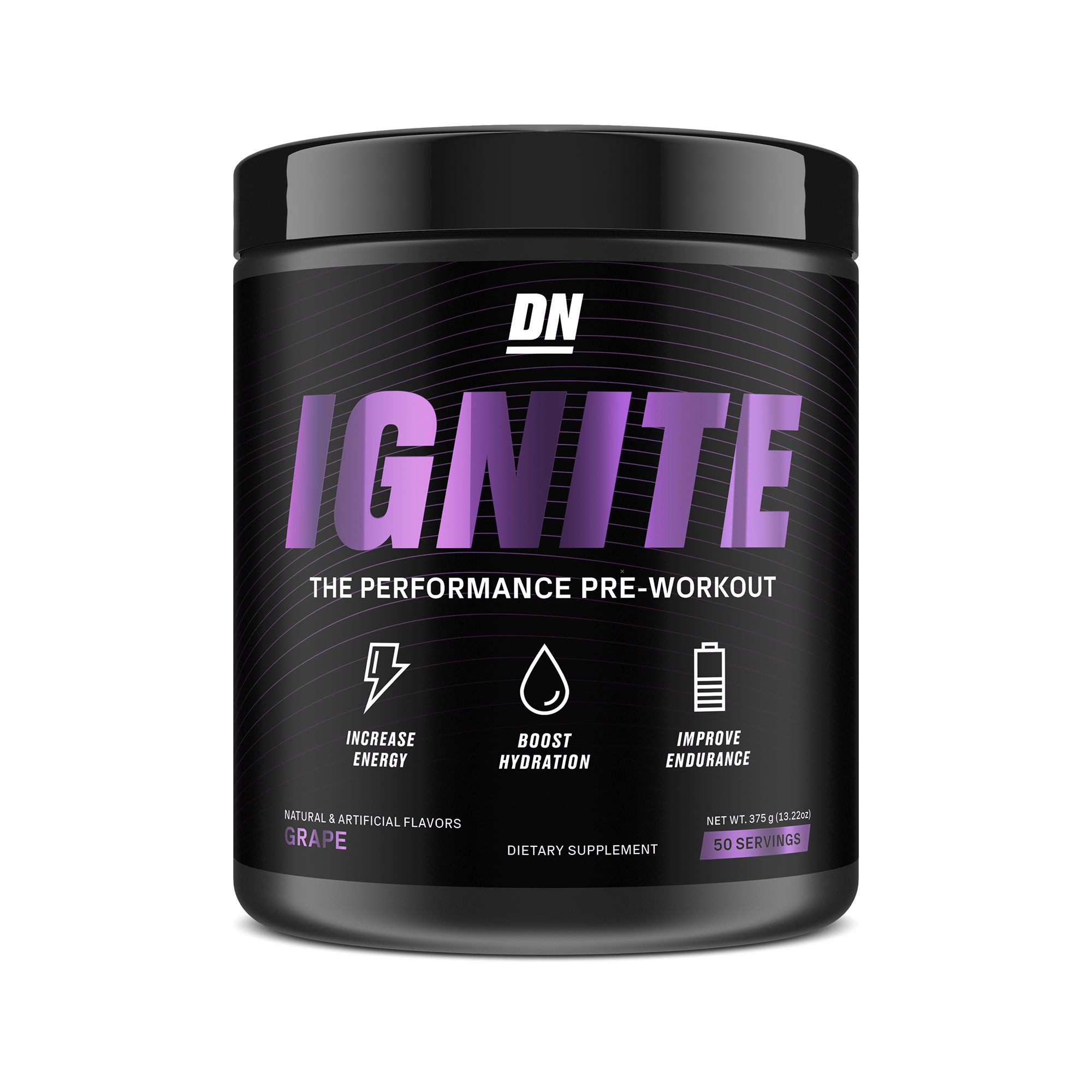 Ignite (Pre Workout) - De Novo Supps