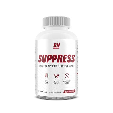 Suppress (Appetite Suppressant Pills) - De Novo Supps