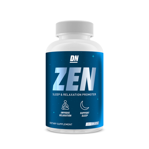 Zen (Sleep and Relaxation Promoter) - De Novo Supps