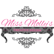 Miss Molly's Creative Design & Upcycled Furniture Workshop Pyes Pa Tauranga vintage furniture logo