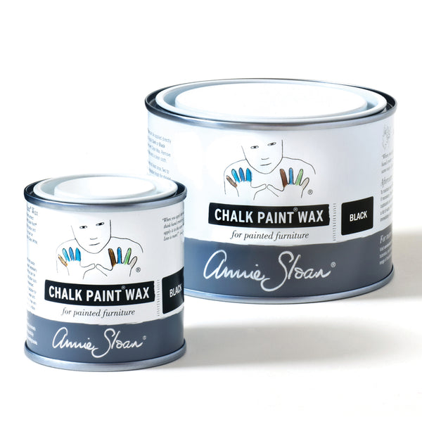Annie Sloan Chalk Paint® Wax - BLACK