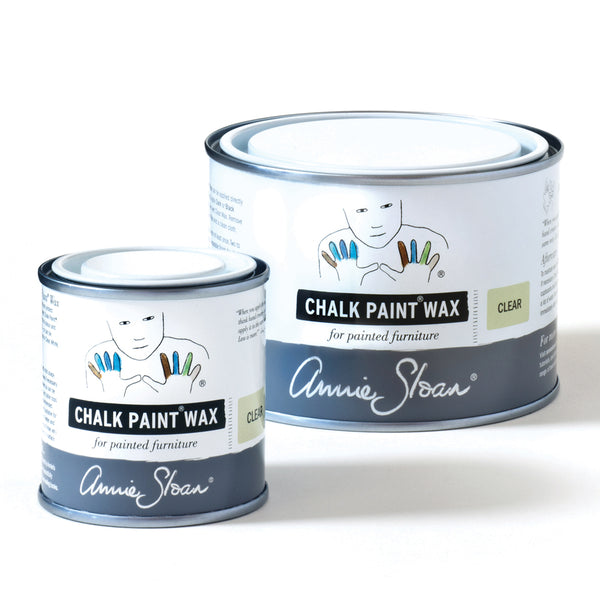 Annie Sloan Chalk Paint® Wax - CLEAR