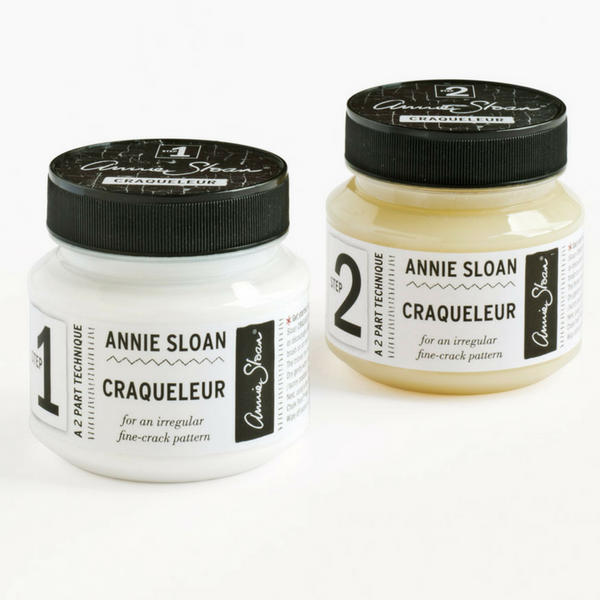 Annie Sloan Step 1 & Step 2 Craquelure Set available in Tauranga Pyes Pa