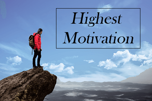Highest Motivation