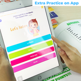 SCHOLA QR Book : Help Kids Speak English Like A Native (For kids 3 to 7 Y/O)